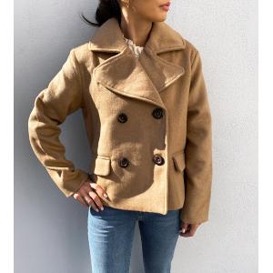 Sidra Short Coat