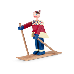 Kay Bojesen Skiløper Datti