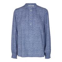 Cocouture Paula Blue Flower Shirt