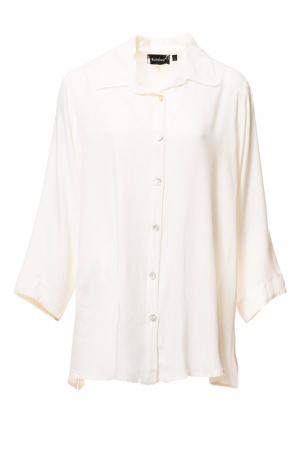 Boheme Skjorte - Satin White