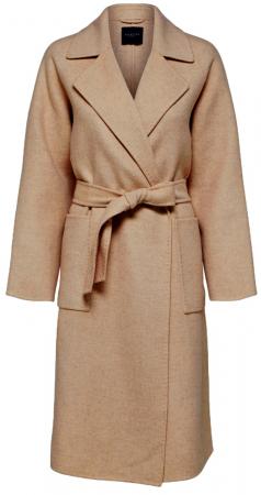 Anneline Wool Coat