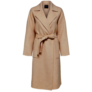 Anneline Wool Coat