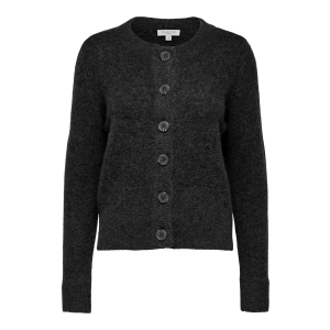 Sia Knit Cardigan Black