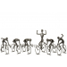 Pyntegjenstand syklist