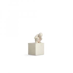 Kähler Skulptur - Den Nysgjerrige