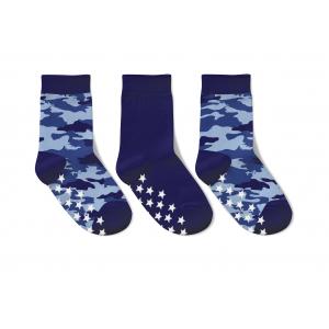 Sokker med antiskli 3-pk