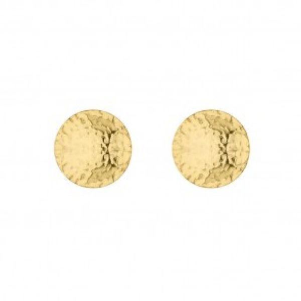 Devious Small Earring Gold