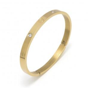 Carmen Bracelet Gold