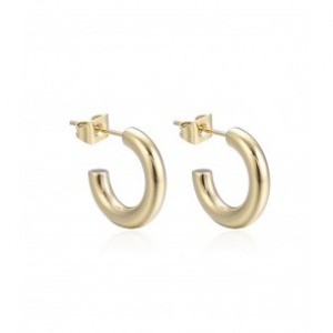 Hitch earring gold
