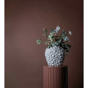 By On Vase - Celeste Hvit
