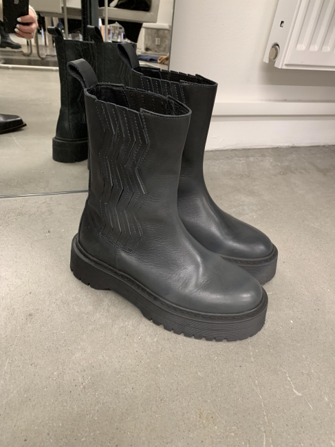 Marlee Chunky Boots