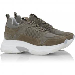 Rad Olive Sneakers
