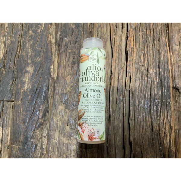 Almond Olive oil bath & shower