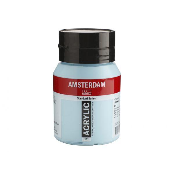 Amsterdam Standard 500ml – 551 Sky blue lt.