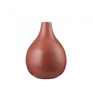 Pure Culture Vase - Bred Gammelrosa Matt