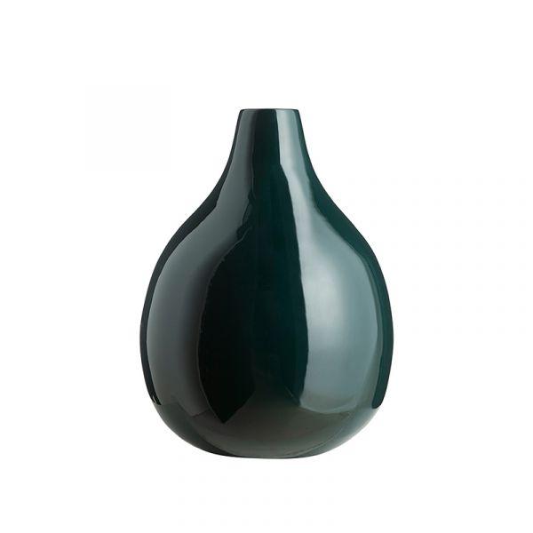 Pure Culture Vase - Bred Grønn Blank