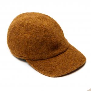 HUTTELIHUT - CAP WOOL OCRE
