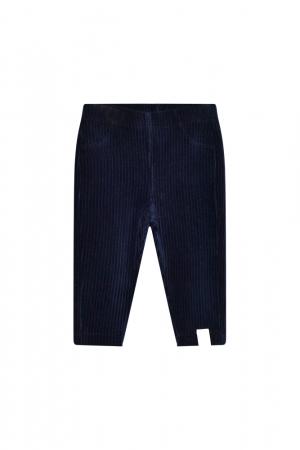 I DIG DENIM - HAZEL RIB PANTS DARK BLUE
