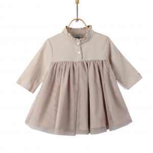DONSJE - FIEKE DRESS ROSE POWDER