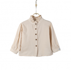 DONSJE - FINI BLOUSE CREAM