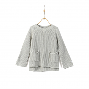DONSJE - STELLA SWEATER ASH GREY