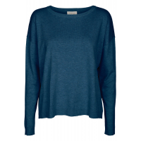 Elne deep ocean knit