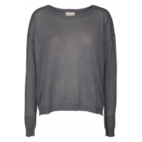 Elne steel grey knit