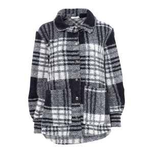 Viksa Jacket Blue Checks