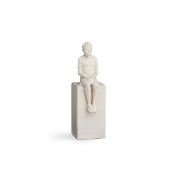 Kähler Skulptur - Den Drømmende