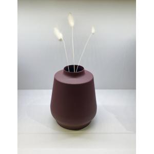 Pure Culture Vase - Alba Burgunder