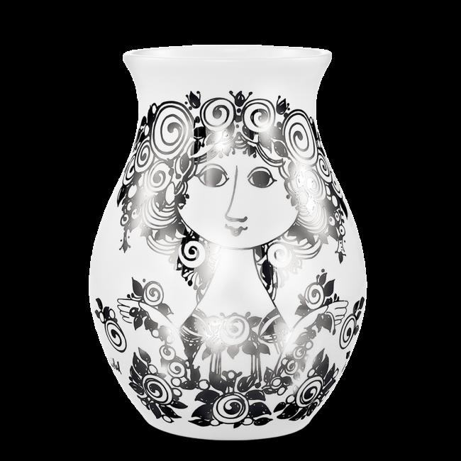 Bjørn Wiinblad Vase - Rosalinde Sølv