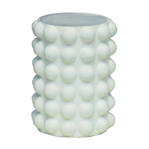 Hallbergs Vase - Bubbles Liten Hvit