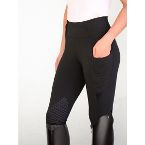 PS Of Sweden Riding tights, Alicia, Black