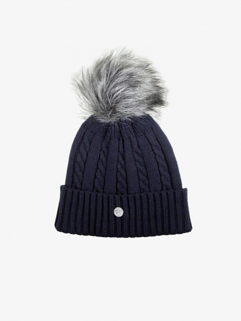 PS Of Sweden Samantha, Knitted Hat, Deep Sapphire