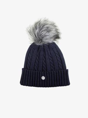 PS Of Sweden Samantha, Knitted Hat, Deep Sapphire