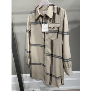 Ceramic Shirt Dress