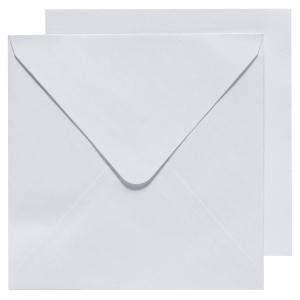 Kortkit Basic 14cm hvit 10p