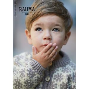Hefte Rauma Garn - 350 Tumi Barn