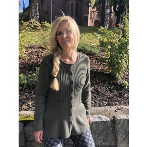 Olars Ulla Cardigan - Soprano Grønn