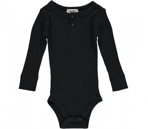 MARMAR - BODY MODAL LS BLACK