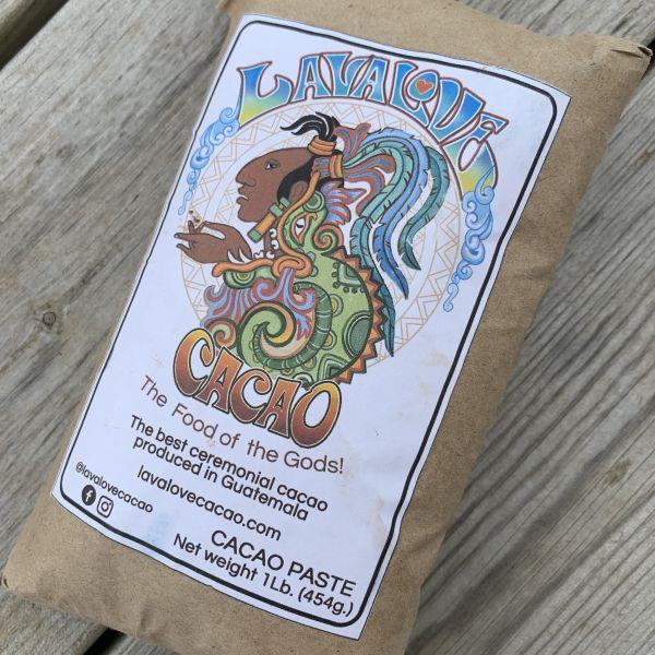 Ceremonial grade cacao 454 gram