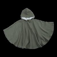 Poncho håndklede OLIVE fra Fabelab