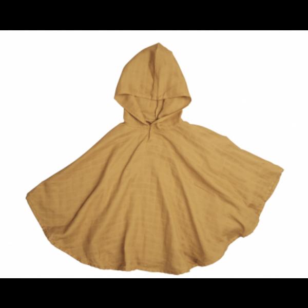 Poncho håndklede OCHRE fra Fabelab