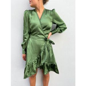 Angela Dress - Green