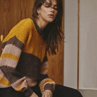 Stinja knit pullover