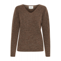 PZASTRID brown Pullover