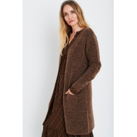 PZASTRID brown Cardigan