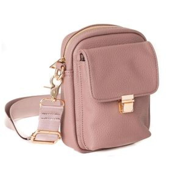 Ebba dusty pink citybag 683736