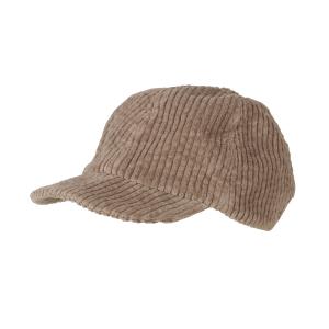 LALABY - CORDUROY CAP BEIGE