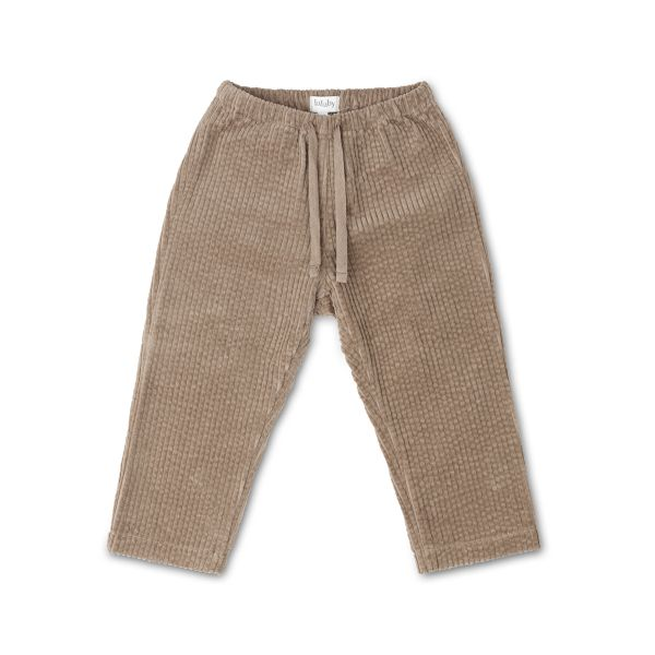 LALABY - CHARLIE TROUSERS BEIGE